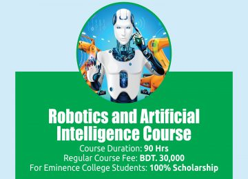 Robotics and Artificial Intelligence Course